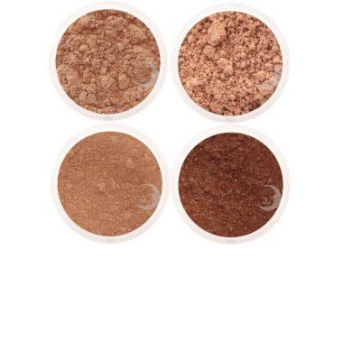 moon minerals bronzers