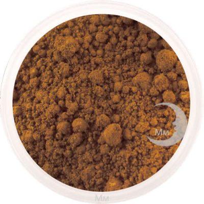 moon minerals foundation dark golden