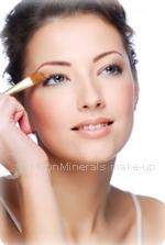 moon minerals lady eyeshadow