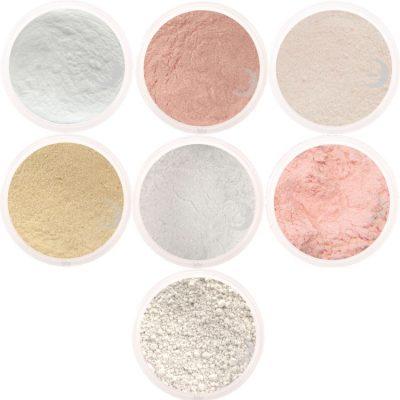 moon minerals finishing-powders