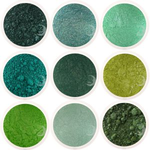moon minerals groen
