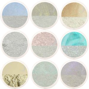 moon minerals highlighters