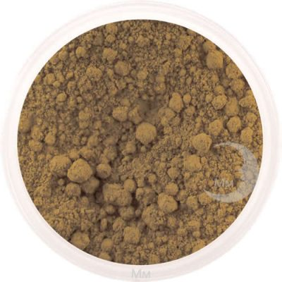 moon minerals foundation tan golden