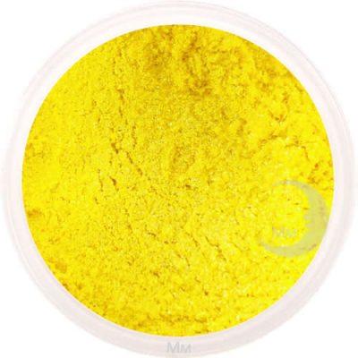 moon minerals oogschaduw yellow delicious